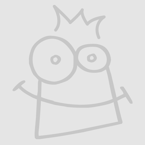 Honeycomb Colour-in Flower Decorations