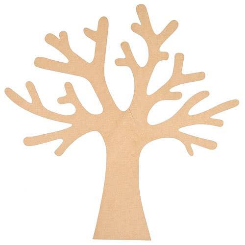 Großer Holzbaum Baker Ross