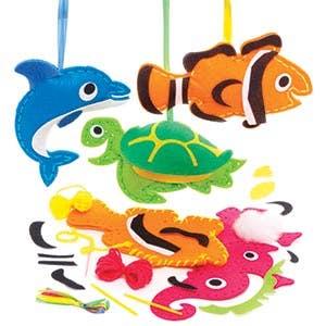 Summer Sealife Crafts