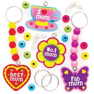 Keyring & Bookmark Kits